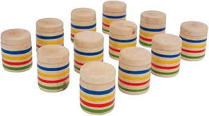 """small footd 6766 jouet des sens """"Mémo d'écoute"""" en bois, 12 boîtes ..."""