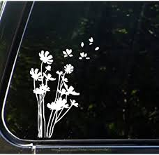 Explore Flower Decals For Cars Amazon Com