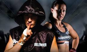 Bellator's Arlene Blencowe puts MMA career on hold for boxing match