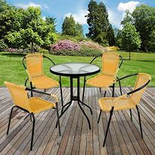 top 10 patio table and chairs of 2020