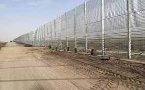 Israel Starts Massive Fence On Southern Border With Jordan The Times Of Israel