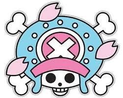 One Piece Tony Tony Chopper Flag Anime Car Motor Window Jdm Decal Stic Anime Stickery Online