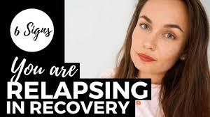 relapsing in eating disorder reery