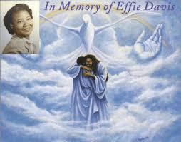 Obituary: Effie Davis – Orange Live