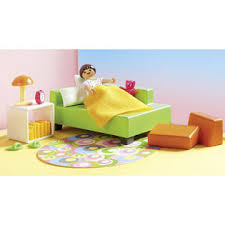 Playmobil Dollhouse Teenager S Room Playset 70209 For Kids 4 And Up
