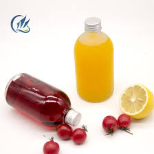 fruit lemon juicer water bottle label