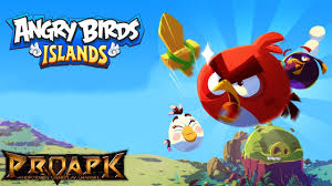 Angry Birds Islands Android Gameplay - YouTube