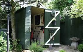 transform your garden shed