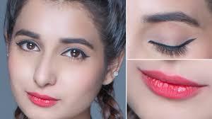 everyday college makeup tutorial easy