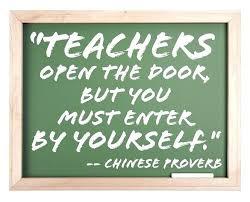 inspirational quotes for teachers first day of school teachers day