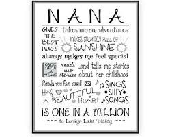 happy birthday nana poem google search birthday presents for
