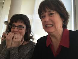 """Betsy West on Twitter: """"Waiting. #OscarNoms #RBGMovie… """""""