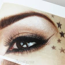 best eye makeup designs green and pink