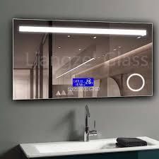 china touch screen led illuminated eco