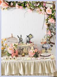 alice in wonderland party ideas for a