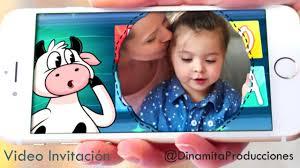 Vaca Lola Video De Invitacion O Cumpleanos Para Whatsapp O Redes