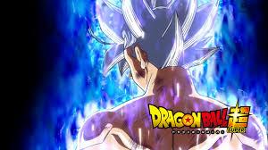 dragon ball super goku ultra instinct
