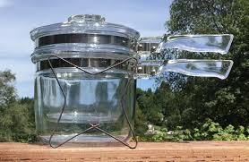 pyrex glass flameware 6283 double