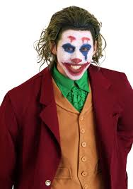 joker makeup joaquin phoenix has the