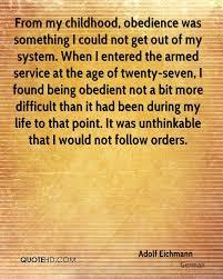 adolf eichmann quotes quotehd