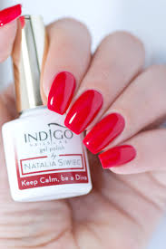 keep calm be a diva gel polish indigo
