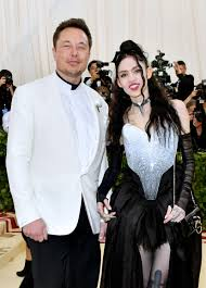 Grimes Confrims Elon Musk is the Father ...