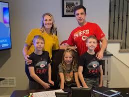 Kansas City Chiefs On Twitter Veach Family War Room
