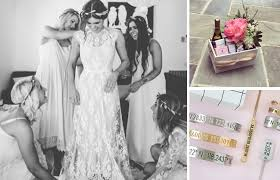 10 unique bridesmaid gifts to show your