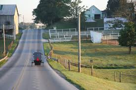 Amish country, Lancaster pa ...