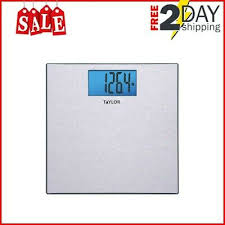 digital scale with stainless steel
