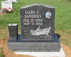 SANDERS, GARY LEE - Izard County, Arkansas | GARY LEE SANDERS - Arkansas  Gravestone Photos