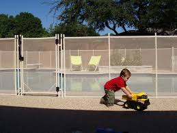 Pool Safety The In Ground Fence