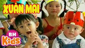 Ba Thương Con Vì Con Giống Mẹ ♫ Nhạc Thiếu Nhi - Xuân Mai - YouTube
