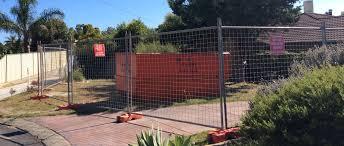 Temporary Fencing Hire Bunbury Wa 6230 Site Safe Temporary Fencing South West
