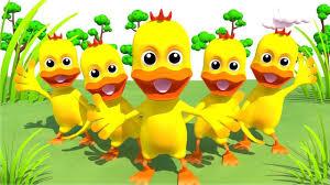 Một Con Vịt - Chú ếch Con - Liên khúc nhạc thiếu nhi vui nhộn - YouTube