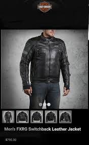 harley davidson leather jacket for