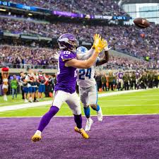 Mike Zimmer doesn't know if Adam Thielen will play against Cowboys ...