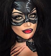 catwoman mask makeup saubhaya makeup