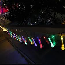 multi color decoration string lights