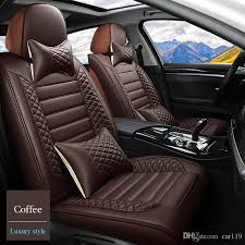 luxury leather car seat cover for mazda