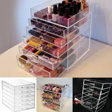 makeup storage acrylic uk saubhaya makeup