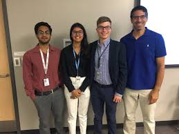 """Dr. Valiante Twitterissä: """"Fantastic presentations from @neuron2brain  summer students Aditya Saigal, Bipasha Goyal, and Adam Gierlach , and of  course all the other @KrembilRI summer students. I learned so much about the"""