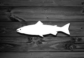 Salmon Vinyl Decal Car Decal Fish Decal Decal For Yeti Etsy Vinyl Decals Car Decals Vinyl Fishing Decals