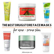 best masks for acne e