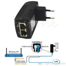 poe injector ethernet adapter ip phone