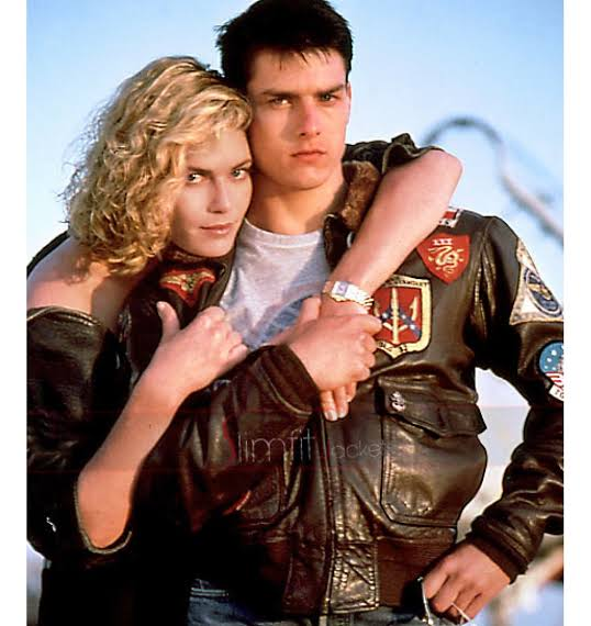 Image result for tom cruise in bomber jacket