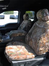ford f150 realtree seat covers wet
