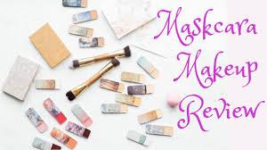 maskcara makeup review ive mama