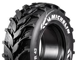 Michelin présente ses pneus agricoles du futur - Autosphere
