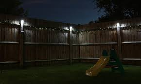12 Best Solar Fence Lights Reviewed And Rated In 2020